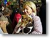 НАТАША со своей собакой LEROY BROWN
